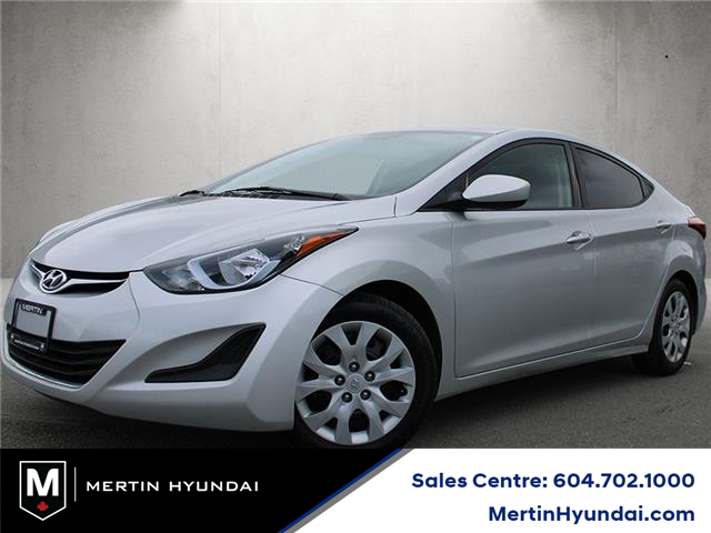 2015 Hyundai Elantra  (Stk: HB6-7574A) in Chilliwack - Image 1 of 15
