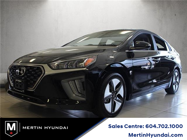 2021 Hyundai Ioniq Hybrid Ultimate (Stk: HB5-8283) in Chilliwack - Image 1 of 4