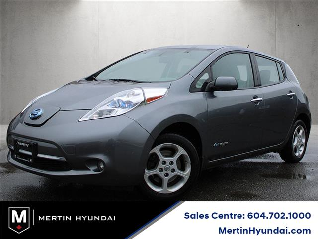 2015 Nissan LEAF SV (Stk: HB9-8595A) in Chilliwack - Image 1 of 15