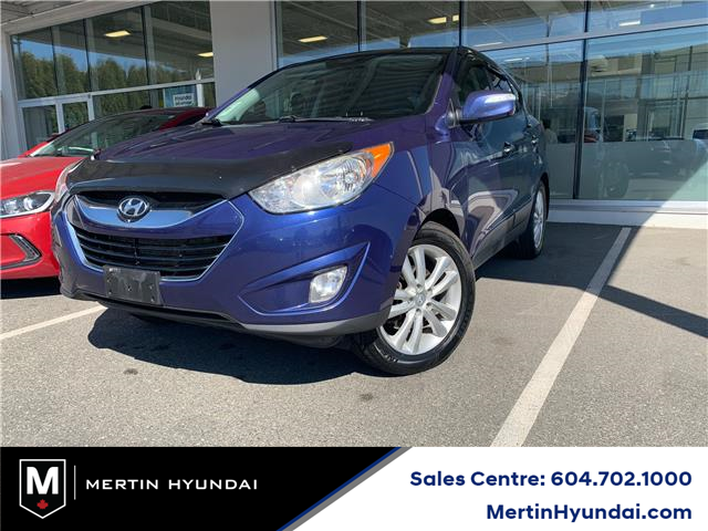 2012 Hyundai Tucson Limited (Stk: HB6-2185A) in Chilliwack - Image 1 of 5