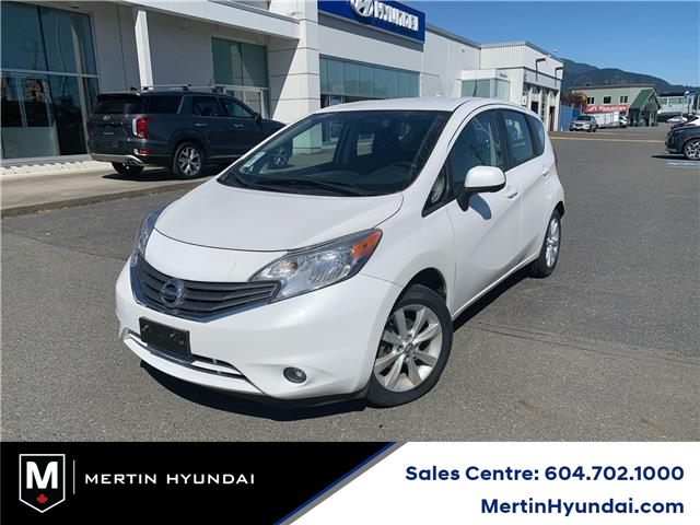 2014 Nissan Versa Note  (Stk: HB2-9731A) in Chilliwack - Image 1 of 5
