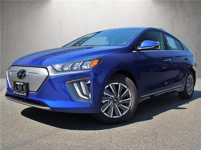 2021 Hyundai Ioniq EV Ultimate (Stk: HB5-0696) in Chilliwack - Image 1 of 10