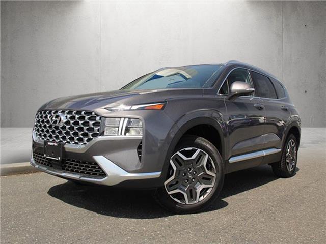 2021 Hyundai Santa Fe HEV Luxury (Stk: HB7-5579) in Chilliwack - Image 1 of 10