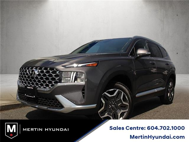 2021 Hyundai Santa Fe HEV Luxury (Stk: HB7-7575) in Chilliwack - Image 1 of 10