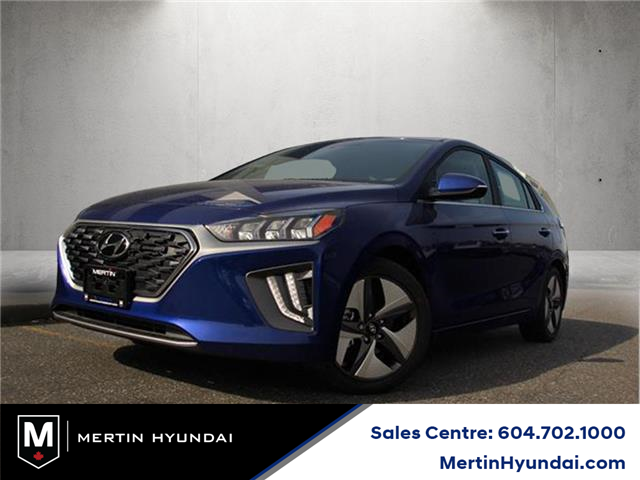 2021 Hyundai Ioniq Hybrid Ultimate (Stk: HB5-1159) in Chilliwack - Image 1 of 10