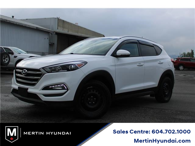 2016 Hyundai Tucson SE (Stk: HB9-3843A) in Chilliwack - Image 1 of 17