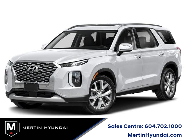 2021 Hyundai Palisade Luxury 8 Passenger (Stk: HB8-8624) in Chilliwack - Image 1 of 1