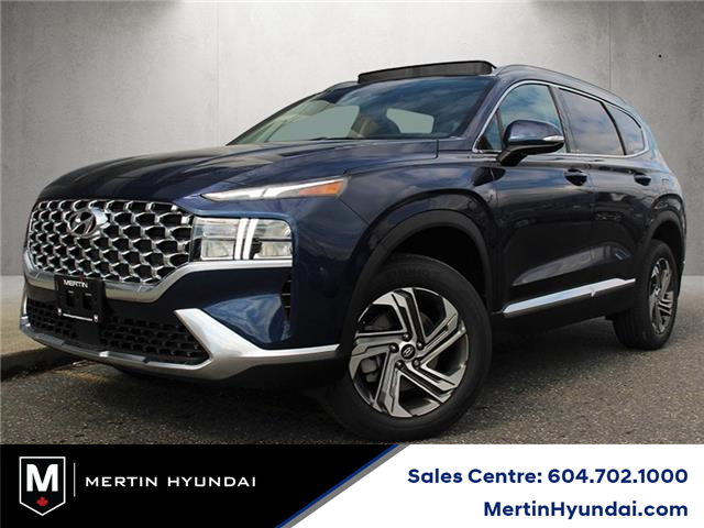 2021 Hyundai Santa Fe Preferred (Stk: HB7-4015) in Chilliwack - Image 1 of 10