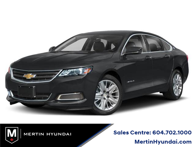 2019 Chevrolet Impala 1LT (Stk: H21-0024P) in Chilliwack - Image 1 of 9
