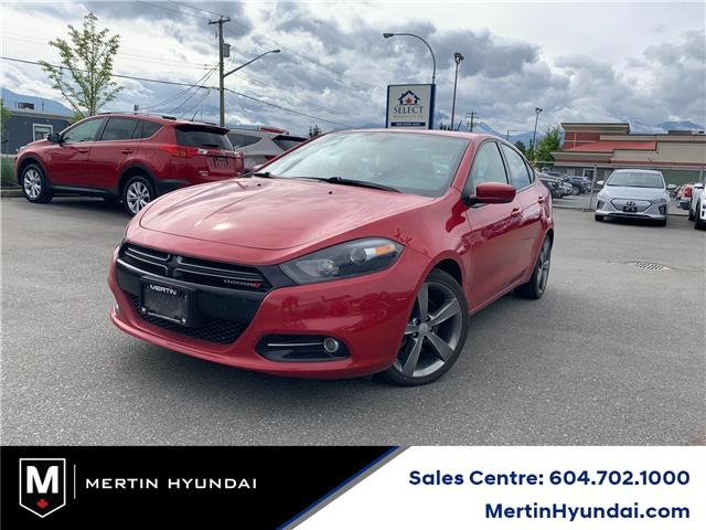 2015 Dodge Dart GT (Stk: HB8-7544B) in Chilliwack - Image 1 of 5