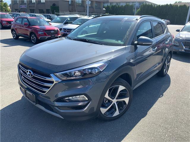 2018 Hyundai Tucson  (Stk: HB9-4691A) in Chilliwack - Image 1 of 5