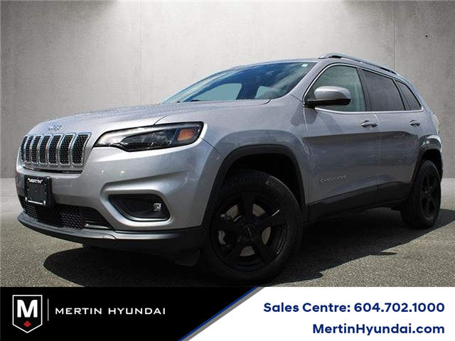 2019 Jeep Cherokee North (Stk: H21-0031A) in Chilliwack - Image 1 of 7