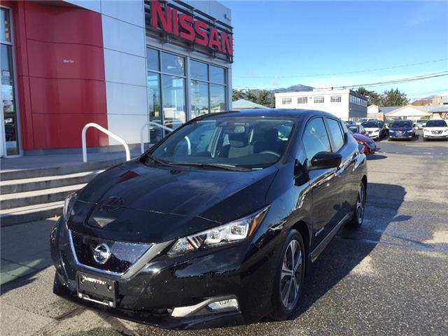2019 Nissan LEAF SV (Stk: N91-6999) in Chilliwack - Image 1 of 14