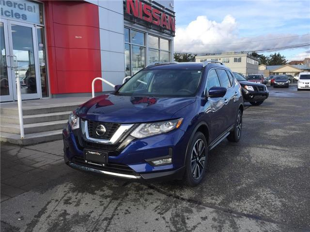 2020 Nissan Rogue SL (Stk: N05-9080) in Chilliwack - Image 1 of 1