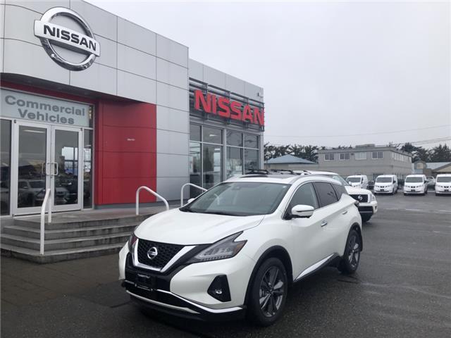 2020 Nissan Murano Platinum (Stk: N09-6193) in Chilliwack - Image 1 of 8