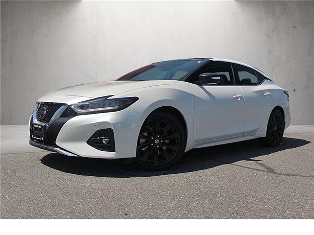 2020 Nissan Maxima SR (Stk: N04-3194) in Chilliwack - Image 1 of 10