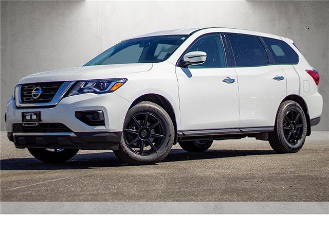 2017 Nissan Pathfinder S (Stk: N05-3653A) in Chilliwack - Image 1 of 19
