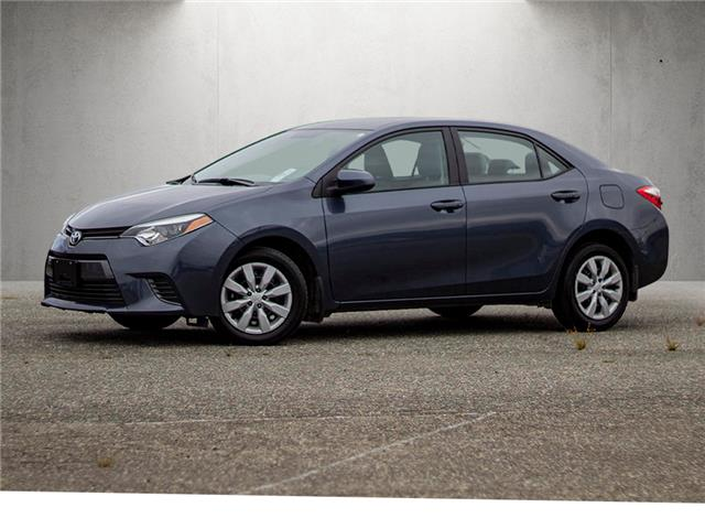 2015 Toyota Corolla  (Stk: N09-9231A) in Chilliwack - Image 1 of 18