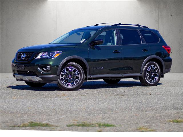 2020 Nissan Pathfinder SL Premium (Stk: N20-0089P) in Chilliwack - Image 1 of 26
