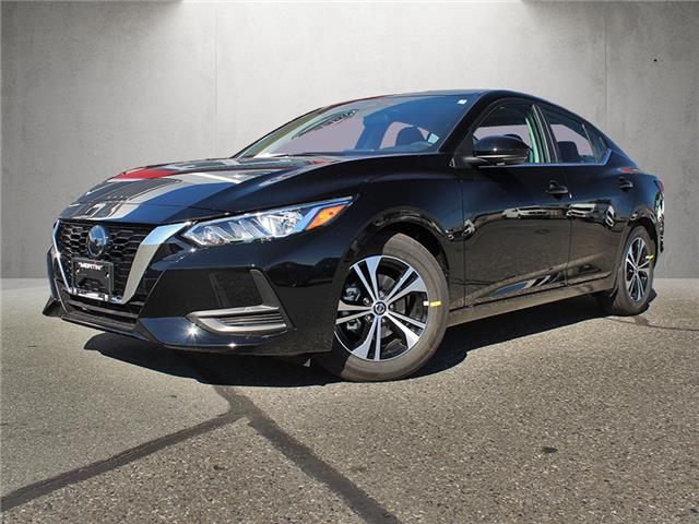 2020 Nissan Sentra SV (Stk: N02-9276) in Chilliwack - Image 1 of 10