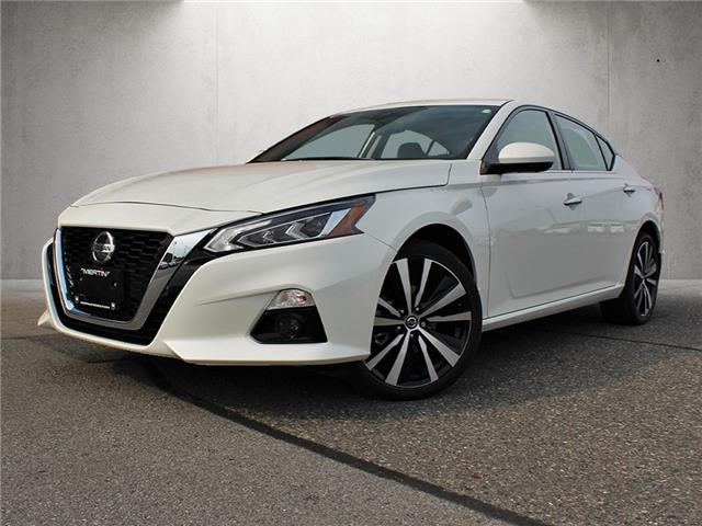 2020 Nissan Altima 2.5 Platinum (Stk: N03-2668) in Chilliwack - Image 1 of 10