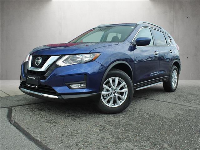 2020 Nissan Rogue SV (Stk: N05-9873) in Chilliwack - Image 1 of 10