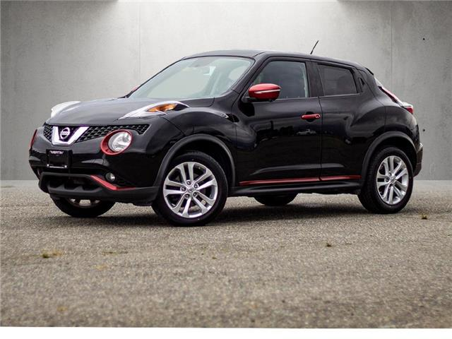 2015 Nissan Juke  (Stk: N05-3410A) in Chilliwack - Image 1 of 20