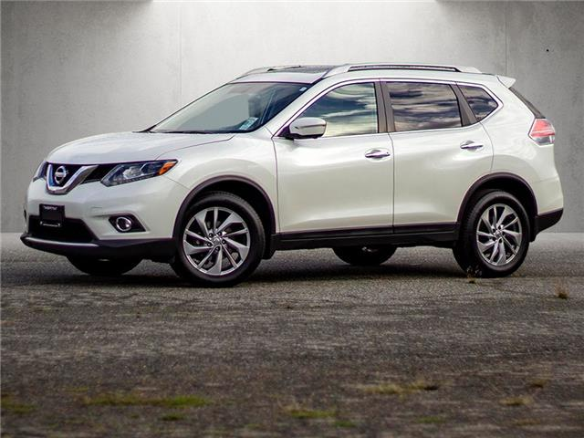 2015 Nissan Rogue  (Stk: N05-5309A) in Chilliwack - Image 1 of 18