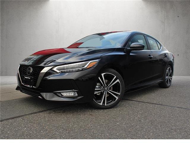 2020 Nissan Sentra SR (Stk: N02-8650) in Chilliwack - Image 1 of 10