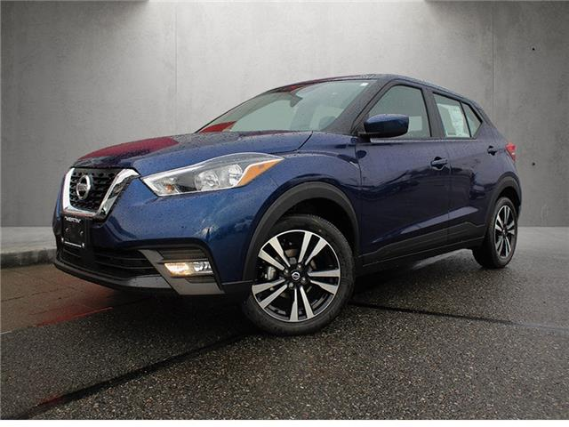 2020 Nissan Kicks SV (Stk: N02-7242) in Chilliwack - Image 1 of 10