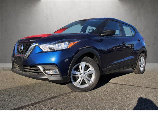 2020 Nissan Kicks S (Stk: N09-2322) in Chilliwack - Image 1 of 10