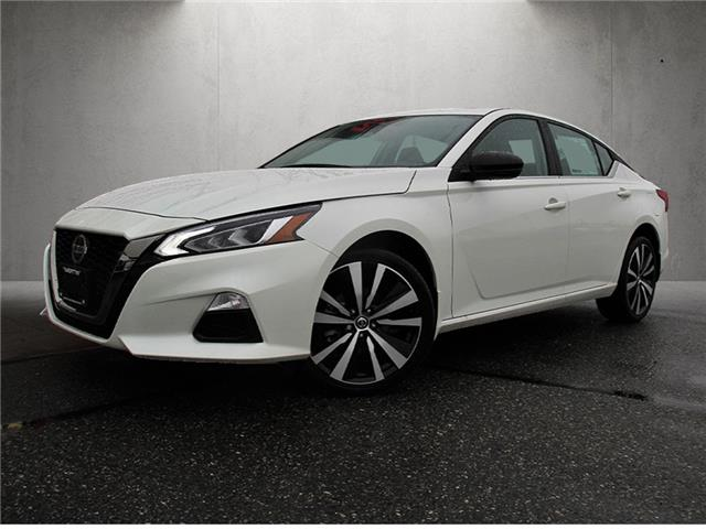 2021 Nissan Altima 2.5 SR (Stk: N213-6365) in Chilliwack - Image 1 of 10