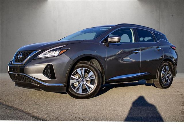 2020 Nissan Murano SV (Stk: N20-0108P) in Chilliwack - Image 1 of 17