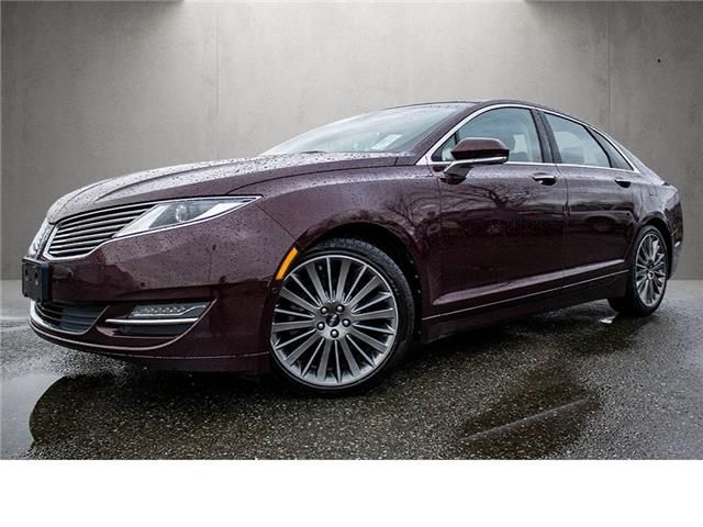 2013 Lincoln MKZ  (Stk: N09-6937A) in Chilliwack - Image 1 of 15