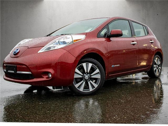 2015 Nissan LEAF SL (Stk: N01-5564A) in Chilliwack - Image 1 of 17