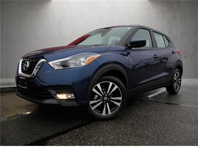 2020 Nissan Kicks SV (Stk: N02-6866) in Chilliwack - Image 1 of 10