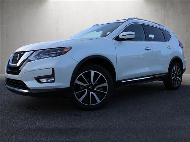 2017 Nissan Rogue SL Platinum (Stk: N215-3983A) in Chilliwack - Image 1 of 17