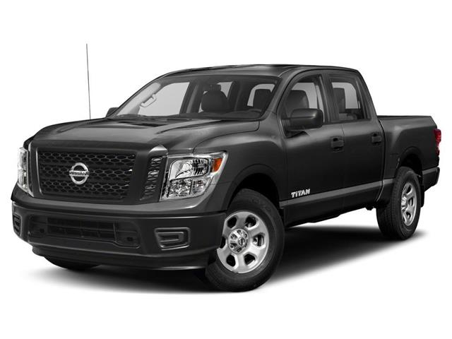 2019 Nissan Titan S (Stk: N09-1652A) in Chilliwack - Image 1 of 9