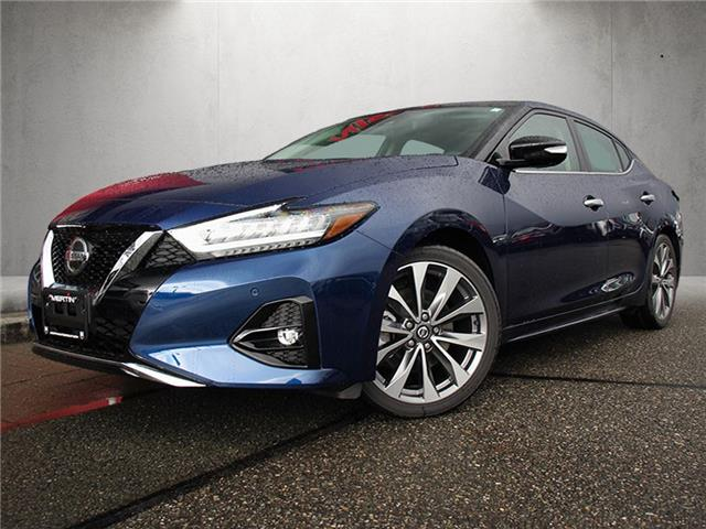 2021 Nissan Maxima Platinum (Stk: N213-5005) in Chilliwack - Image 1 of 10