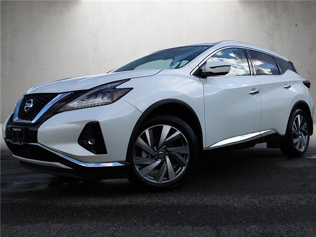 2020 Nissan Murano SL (Stk: N06-8427A) in Chilliwack - Image 1 of 18