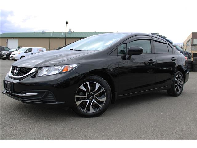 2014 Honda Civic EX (Stk: N09-2604B) in Chilliwack - Image 1 of 15
