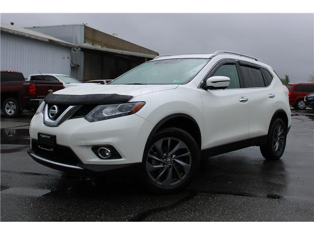 2016 Nissan Rogue  (Stk: N215-0758A) in Chilliwack - Image 1 of 16