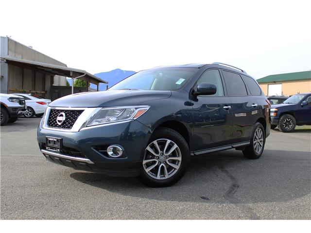 2015 Nissan Pathfinder  (Stk: N09-7865A) in Chilliwack - Image 1 of 17