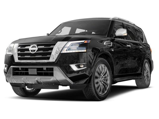 2021 Nissan Armada Platinum (Stk: N219-3653) in Chilliwack - Image 1 of 1