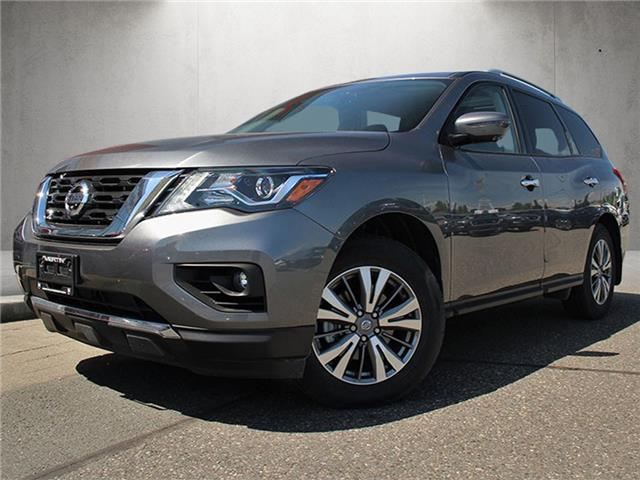 2020 Nissan Pathfinder SL Premium (Stk: N09-8035) in Chilliwack - Image 1 of 11