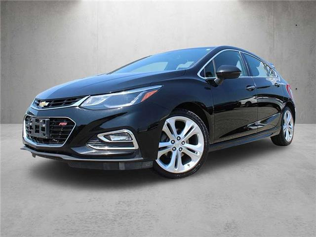 2018 Chevrolet Cruze Premier Auto (Stk: N21-0040A) in Chilliwack - Image 1 of 11