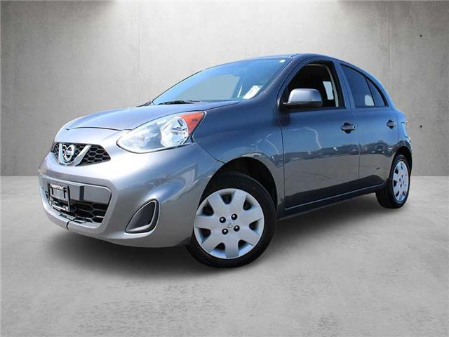 2018 Nissan Micra S (Stk: N01-1266A) in Chilliwack - Image 1 of 10