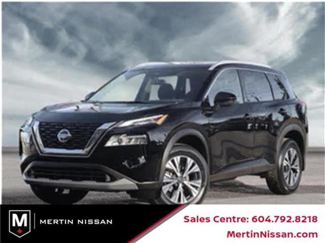 2021 Nissan Rogue SV (Stk: N215-0473) in Chilliwack - Image 1 of 23