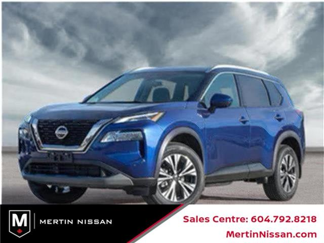 2021 Nissan Rogue SV (Stk: N215-6591) in Chilliwack - Image 1 of 23