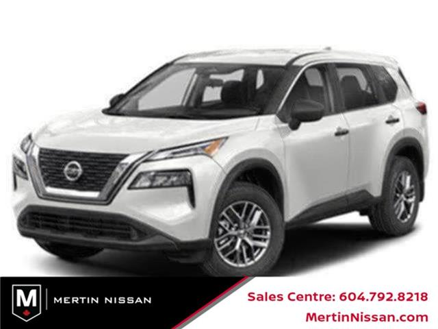 2021 Nissan Rogue SV (Stk: N215-9682) in Chilliwack - Image 1 of 8